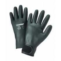 Nitrile Full Dip Thermal Gloves with Hook & Loop Wrist (#710TSNF)