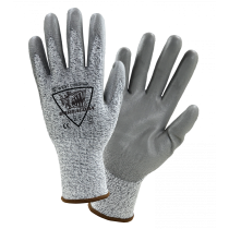 Barracuda® Seamless Knit HPPE Blended Glove with Polyester Lining - Medium Weight  (#713DG)
