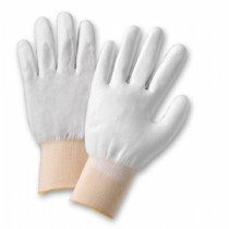 PosiGrip® Seamless Knit Nylon Glove with Polyurethane Coated Smooth Grip on Palm & Fingers  (#713SUC)