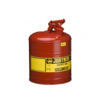 Justrite Type I Safety Can, 5 gallon (#7150100)