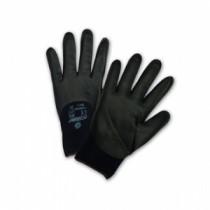 PosiGrip® Seamless Knit Nylon Glove with Nitrile Coated Foam Grip on Palm, Fingers & Knuckles  (#715SNFKB)