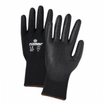 PosiGrip® Seamless Knit HPPE Blended Glove with Polyurethane Coated Smooth Grip on Palm & Fingers (#730TBU)