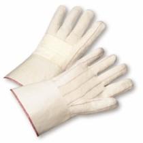 West Chester® Standard Weight Cotton Hot Mill Glove with Gauntlet Cuff - 24 oz  (#7900G)