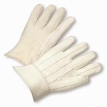Standard Cotton Hot Mill Band Top Gloves (#7900K)