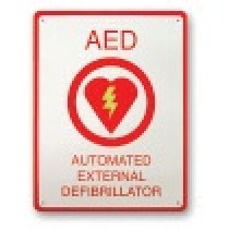 AED Sign (#8000-0825)