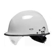 R3V4 KIWI USAR™ Rescue Helmet with ESS Goggle Mounts and Retractable Eye Protector  (#804-340X)