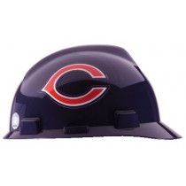 NFL V-Gard Protective Caps - Chicago Bears (#818389)