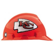 NFL V-Gard Protective Caps - Kansas City Chiefs (#818398)