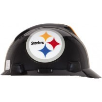 NFL V-Gard Protective Caps - Pittsburgh Steelers (#818407)