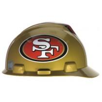 NFL V-Gard Protective Caps - San Francisco 49ers (3818409)