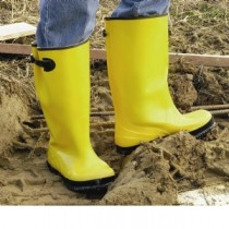 "17"" Yellow Slush Boot (#W8200)"