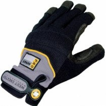 Silicone Grip Box Handler Reinforced Palm Gloves (#86650)