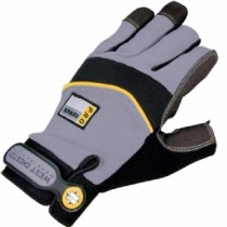 Carpenter 3x2 with Open Fingers Gloves (#86700)