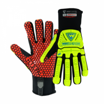 R2 Rigger Glove w/Cut Resistant Silicone Palm (#87030)