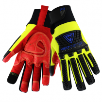R2 Safety Rigger Glove with Hook & Loop Wrist (#87810)