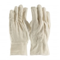 PIP® Premium Grade Cotton Canvas Single Palm Glove - Band Top  (#90-908BT)