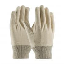 PIP® Premium Grade Cotton Canvas Single Palm Glove - Knitwrist  (#90-908C)