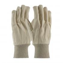 PIP® Premium Grade Cotton Canvas Single Palm Glove - Knitwrist  (#90-910)
