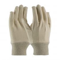 PIP® Premium Grade Cotton Canvas Single Palm Glove - Knitwrist  (#90-910C)