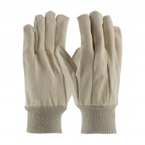 PIP® Premium Grade Cotton Canvas Single Palm Glove - Knitwrist  (#90-912)