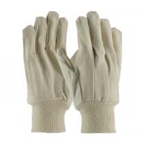PIP® Economy Grade Cotton Canvas Single Palm Glove - Knitwrist  (#90-912I)