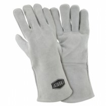 Shoulder Split Cowhide Welding Gloves (#9010/L)