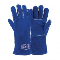 Ironcat® Shoulder Split Cowhide Leather Welder's Glove with Cotton Foam Liner and Kevlar® Stitching-Ladies  9(#012L)