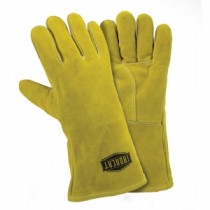 Ironcat® Select Shoulder Split Cowhide Leather Welder's Glove with Cotton Foam Liner and Kevlar® Stitching  (#9040)