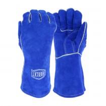 Ironcat® Ironcat® Shoulder Split Cowhide Leather Welder's Glove with Cotton Foam Liner and Kevlar® Stitching  (#9041)