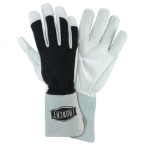 Ironcat® Ironcat® Top Grain Goatskin Leather Tig Welder's Glove with Nomex® Fabric Back - Kevlar® Stitched  (#9073)