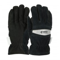 INNOTEX855™ Structural Firefighting 2D Glove with Kangaroo Leather Palm, Split Cowhide Leather Back and Kevlar® Stitching  (#910-P855)
