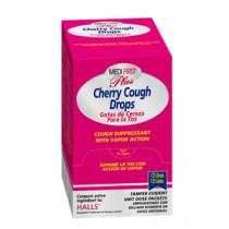 Cherry Cough Drops, 50/bx (#P91550)