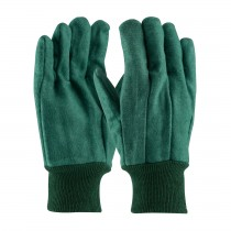 PIP® Premium Grade Cotton Chore Glove with Double Layer Palm/Back and Nap-out Finish - Knit Wrist  (#93-548)