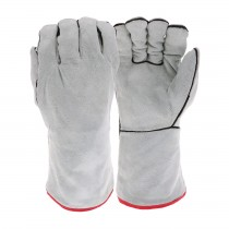 West Chester® Split Cowhide Leather Welder's Glove with Cotton Liner  (#930)