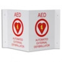 AED 3D Sign (#9310-0738)