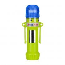 "Eflare™ 8"" Safety & Emergency Beacon - Flashing / Steady-On Blue  (#939-AT290-B)"