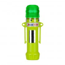 "Eflare™ 8"" Safety & Emergency Beacon - Flashing / Steady-On Green  (#939-AT290-G)"