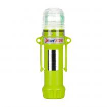 "Eflare™ 8"" Safety & Emergency Beacon - Flashing / Steady-On White  (#939-AT290-W)"