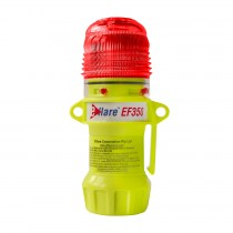 "Eflare™ 6"" Safety & Emergency Beacon - Flashing Red  (#939-EF350-R)"