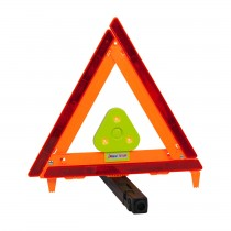 Eflare™ Safety & Emergency Beacon for Safety Triangles - Flashing Red  (#939-TB10-R)
