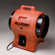 "Allegro 12"" Industrial Plastic Blower, AC Model (#9539-12)"