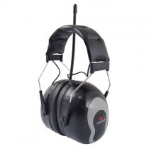 Sound FX Electronic Earmuff, black/gray (#AMFM31)