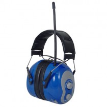 Sound FX Electronic Earmuff, blue/gray (#AMFM32)