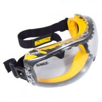 DeWalt CONCEALER™  Goggle, clear anti-fog (#DPG82-11)