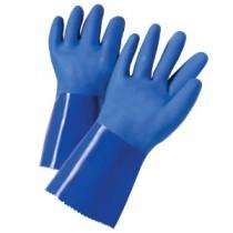 Triple Dip Rough PVC Coated Interlock Glove (#J1327)