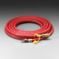 3M™ Supplied Air Hose, Industrial Interchange Fittings, Low Pressure, 100' (#W-3020-100)