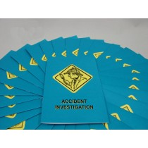 Accident Investigation Booklet (#B0002560EM)