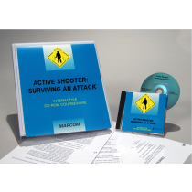 Active Shooter: Survivijbg An Attack Interactive CD (#C0002700ED)