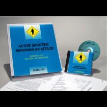 Active Shooter: Survivijbg An Attack Interactive CD (#C0002700ED)