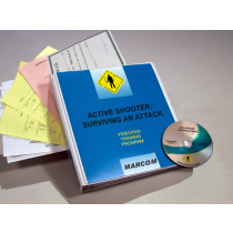 Active Shooter: Surviving An Attack DVD (#V0002709EM)